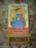 """Walter Scott - Vrajitoarea din Shetland """"A2096"""""""