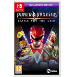 Power Rangers Battle For The Grid Collector S Edition Switch