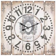 Ceas de perete din lemn Royal 58 cm