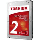 "HDD TOSHIBA 2 TB P300 7.200 rpm buffer 64 MB pt. desktop PC ""HDWD120UZSVA"""