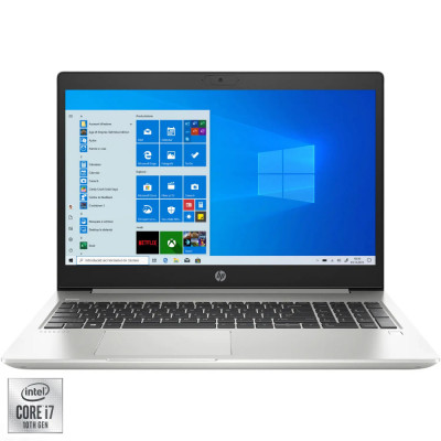 "Laptop HP EliteBook 840 G6 14"", Intel Core i5-8265U, RAM 8GB, SSD 256GB, FreeDos foto"