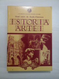 ISTORIA ARTEI - PROF. UNIV. DR. RADU FLORESCU