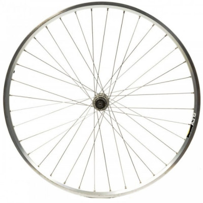 Roata bicicleta, spate, janta dubla, 26x1.5-1.75, 36H, 14G, YTGT-50194.6 foto