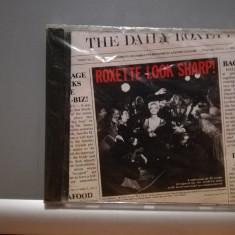 Roxette - Look Sharp (1989/EMI/Germany) - CD ORIGINAL/Sigilat/Nou