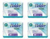Aleze/Protectii pentru pat marca Holder, 60x90 cm, 120 buc/pachet