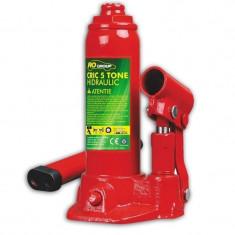 Cric hidraulic RoGroup, 5 tone, levier demontabil