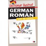 Dictionar ilustrat german-roman   Graal Soft, Litera