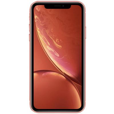 Smartphone Apple iPhone XR 128GB 3GB RAM 4G Coral foto