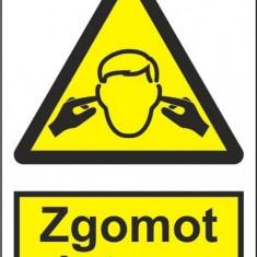 Indicator Zgomot intens - Semn Protectia Muncii