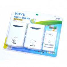Sonerie Wireless Dubla , 12V /150M VOYE