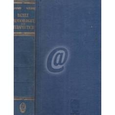 Bazele farmacologice ale teraputicii, editia a II-a