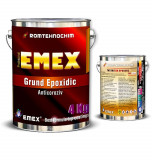 Grund Epoxidic Anticoroziv EMEX, Rosu, Bidon 4 Kg, Intaritor inclus