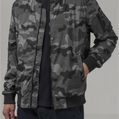 Light Camo Bomber Jacket