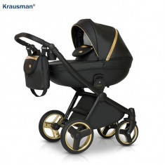 Krausman - Carucior 3 in 1 Prime Mirage Gold