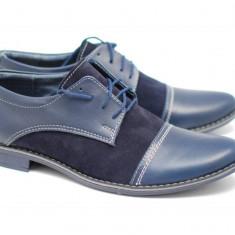 Pantofi eleganti din piele naturala, Made in Romania - EZEL