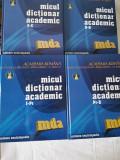 Micul dicționar Academic - MDA