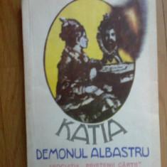 Z1 Katia demonul albastru - Principesa Martha Bibescu