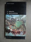 O ISTORIE A ANIMALELOR- RICHARD LEWINSOHN- BUC. 1988