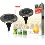 Lampa solara LED de gradina Ranex