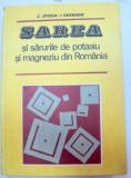 SAREA SI SARURILE DE POTASIU SI MAGNEZIU DIN ROMANIA-CORIOLAN STOICA