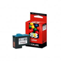 Cartus cerneala Lexmark 83 Color