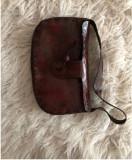 Geanta stil medieval piele, Maro, Mica