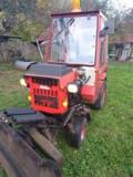Vand Tractor Hako