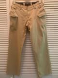 Pantaloni dama GUESS by MARCIANO, mas. 31 2+1 gratis, Lungi, Bej