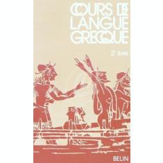 Cours de langue grecque, 2 livre