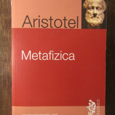 ARISTOTEL -METAFIZICA