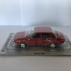 Macheta Dacia 1300 1/43 Deagostini