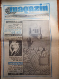 "Magazin 18 aprilie 1992-art.""chirurgie fara bisturiu""si ""papagalul milionar"""