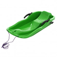 Sanie pentru copii ISRC, plastic, 87 x 40 x 18 cm, Verde