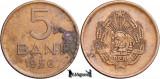 1956, 5 Bani - RPR - Romania