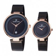 Set ceasuri pentru dama si barbati, Daniel Klein Pair, DK11917-5