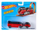 HOT WHEELS CAMION CUSTOM VOLKSWAGEN HAULER, Mattel