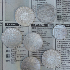 Vând monede vechi argint, Europa