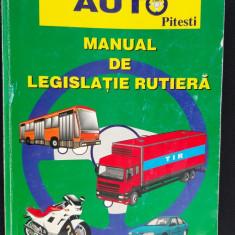 MANUAL DE LEGISLATIE RUTIERA