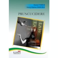 Pruncucidere - Daniel VASILE, Ionuț Ciprian DASCĂLU