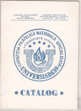 bnk fil Catalog Expofil Universiada `89 Targoviste 1989
