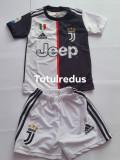 Echipament fotbal copii Ronaldo Juventus