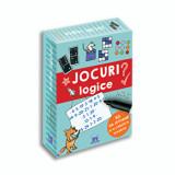 Jocuri logice. 50 de jetoane/Philip Kiefer