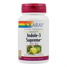 Indole-3 Supreme, 30cps, Solaray