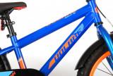 Bicicleta Volare Rocky 18 inch albastra, E&L Cycles