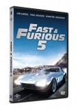 Furios si iute 5 / Fast & Furious 5 / Fast Five - DVD Mania Film