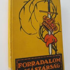 Forradalom es csaszarsag - A francia forradalom (vol. 1) -  Farkas Pal