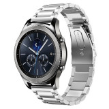 Curea metalica 22mm Samsung Gear S3 Frontier Galaxy Watch 3 46mm Huawei GT GT2, Metal