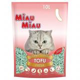 Asternut natural din tofu, Miau Miau, Fresh, 10l