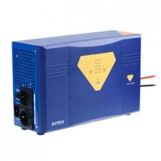 UPS centrale termice, 600W, sinus pur, Intex - 401349
