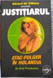 Atac-fulger în Holandia, Gerard de Villiers